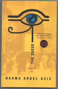 The Queue by Basma Abdel Aziz, translated by Elisabeth Jaquette