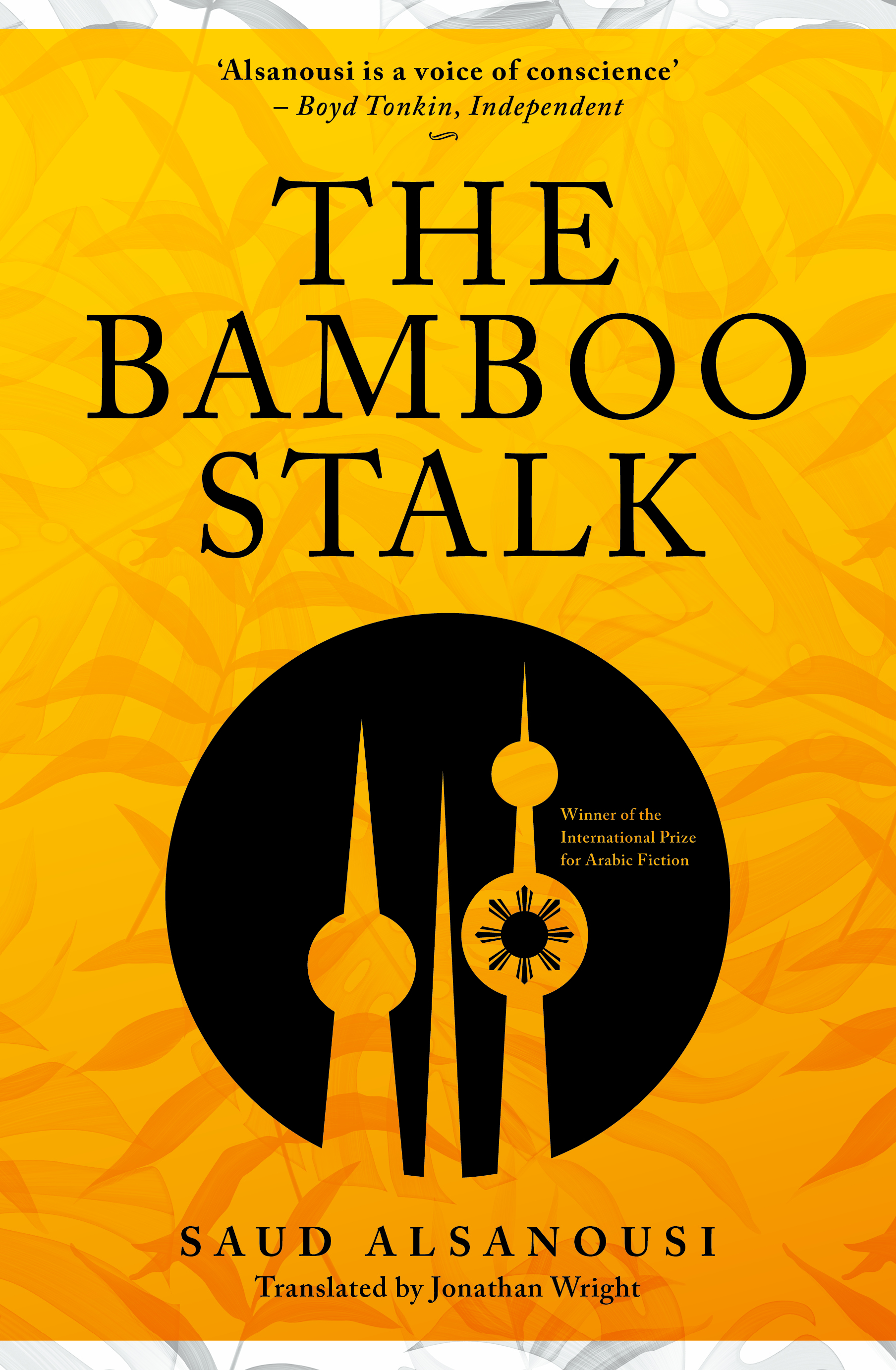 Front cover of The Bamboo Stalk