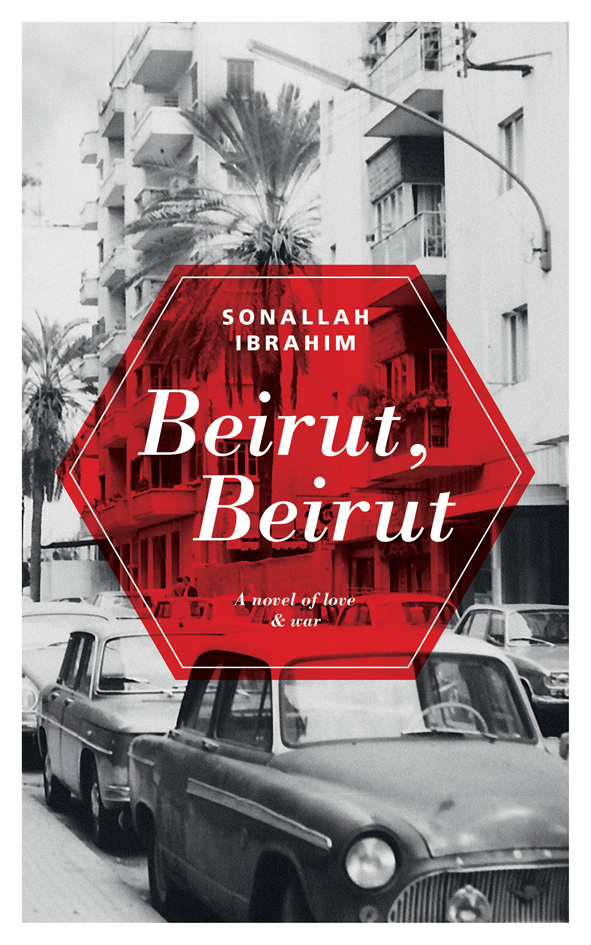 Beirut, Beirut_book cover