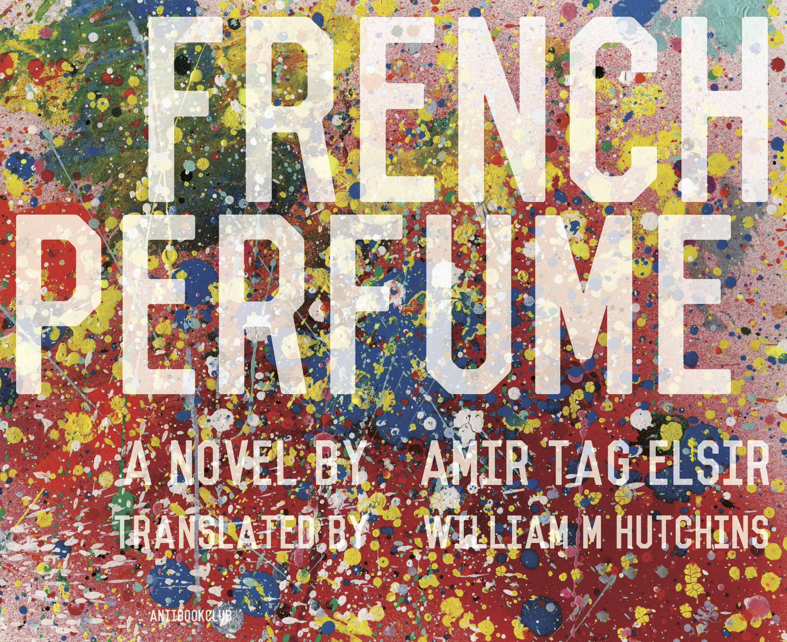 French Perfume_book cover