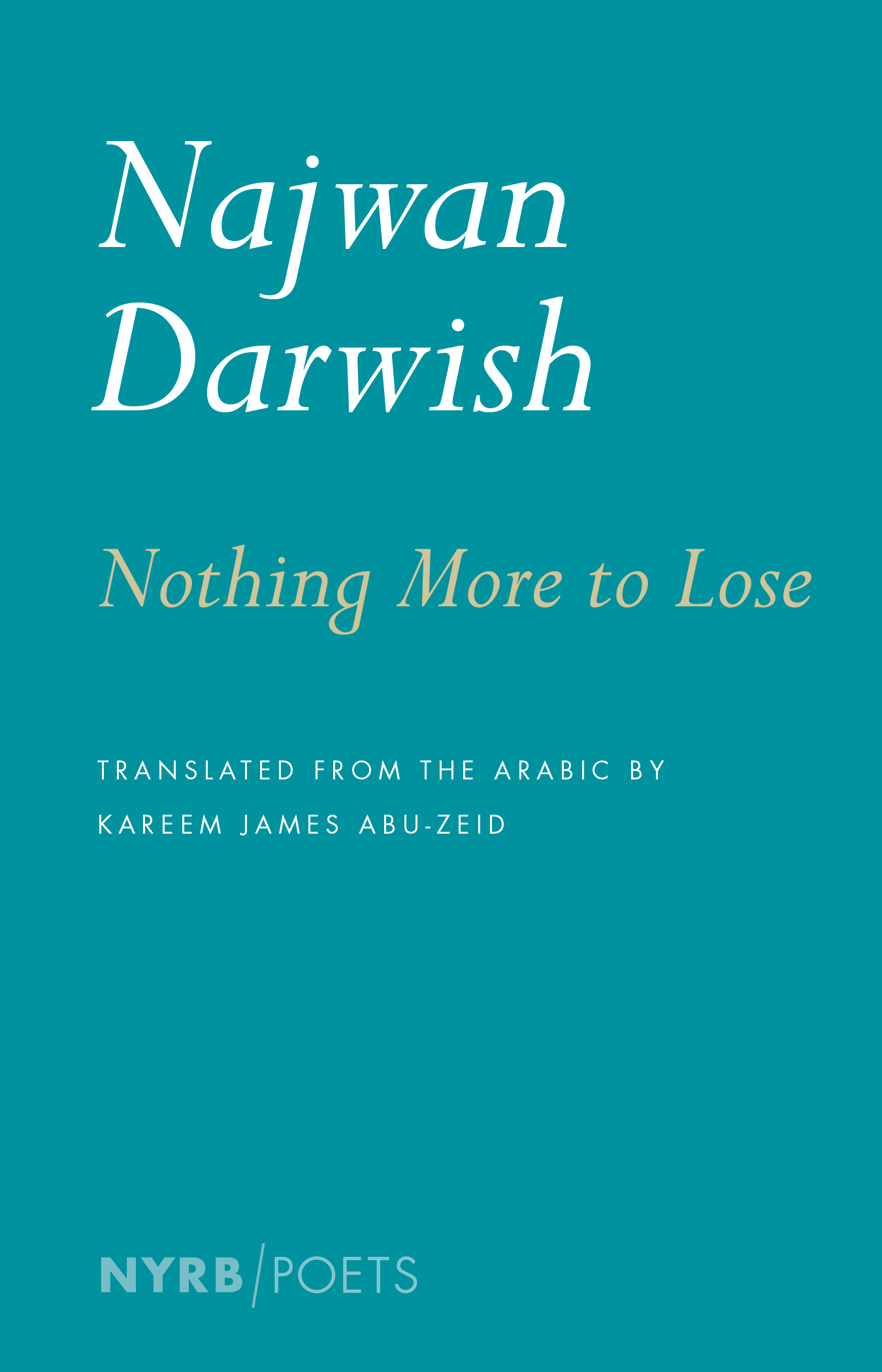 Nothing More to Lose_ book cover