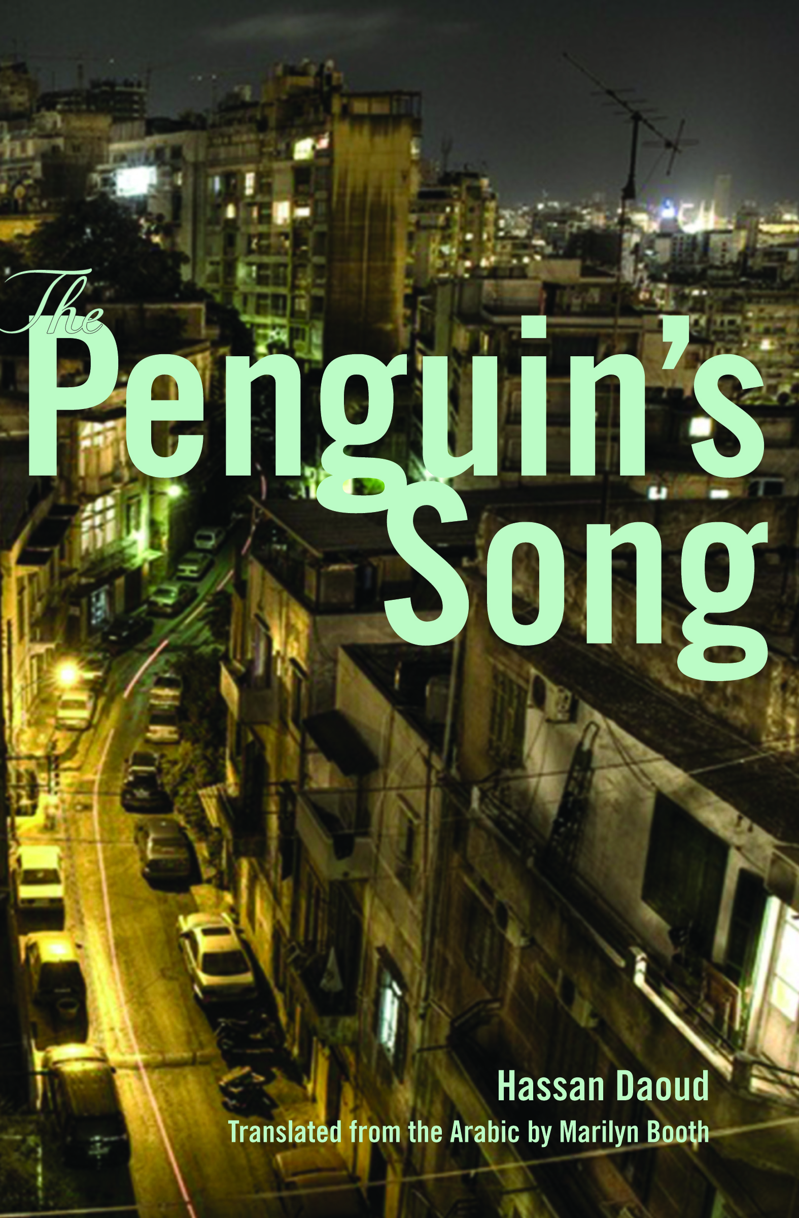 The Penguin's Song_book cover