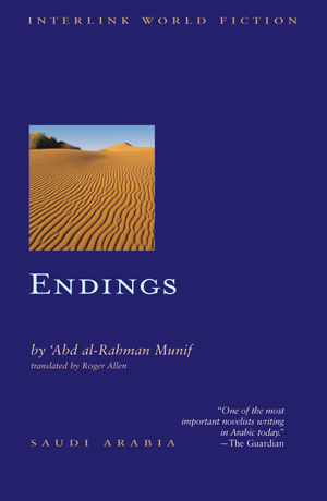 Front cover of Endings by Abdulrahman Munif