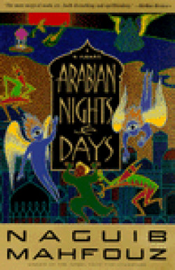 cover of arabian nights and days