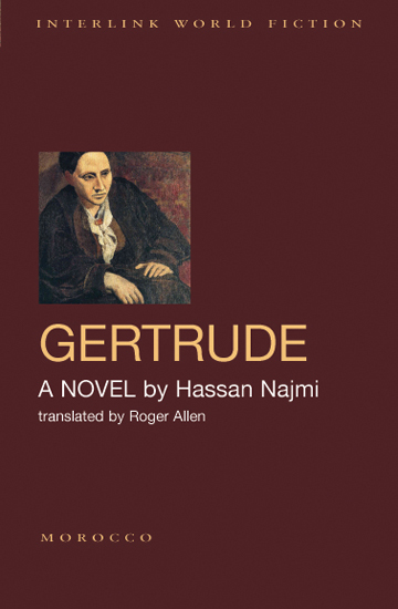 Front cover of Gertrude