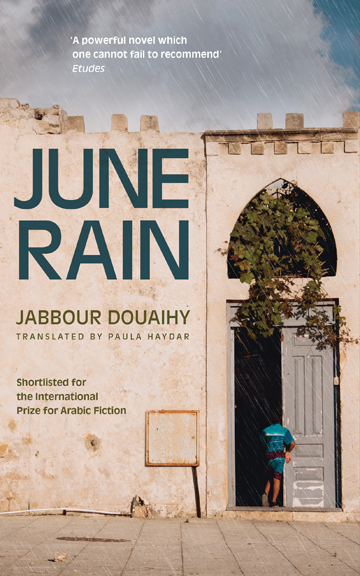 Front cover of June Rain